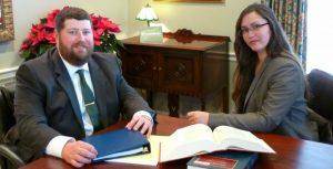 Daniel Hurst and Rebecca Hurst, Danville KY Lawyers
