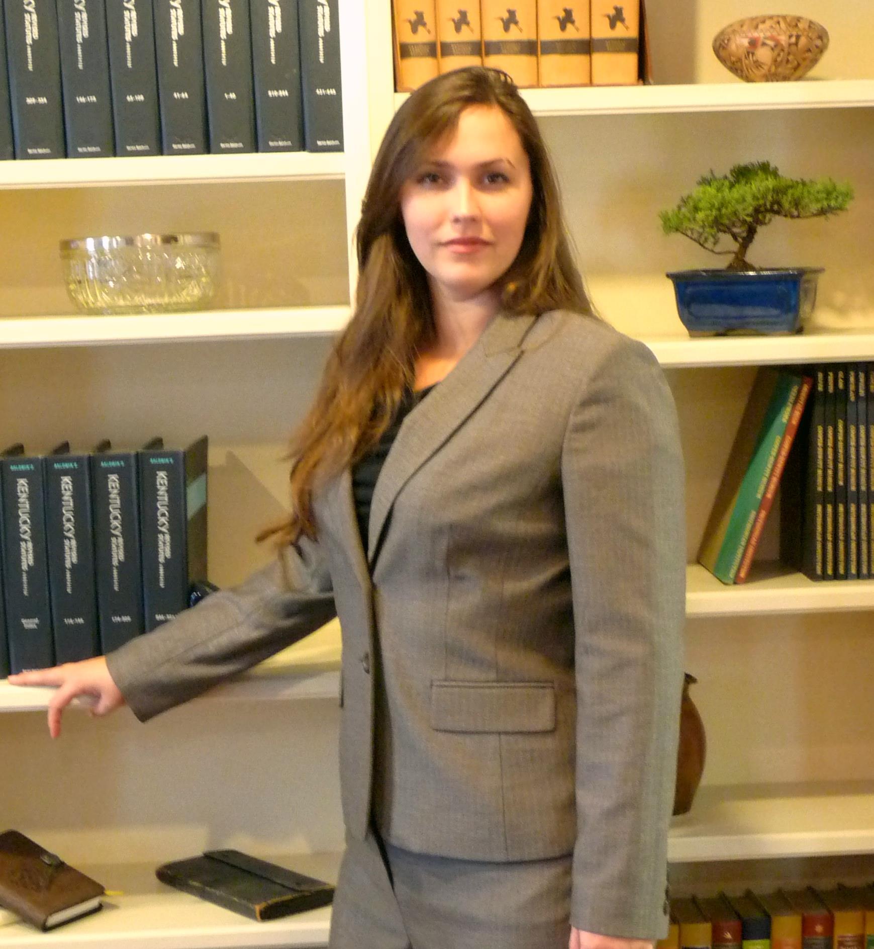 Rebecca Hurst Attonrey at Law