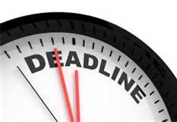 Deadline for filing a workers' copmensation claim