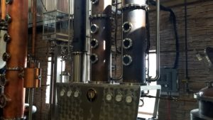 Lawyers at Wilderness Trace Distillery
