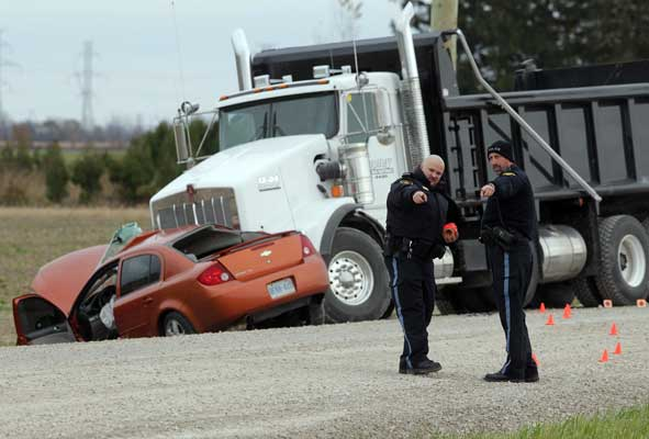 Big Trucking Accident Lawyer