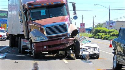 Big Trucking Accident Attorney