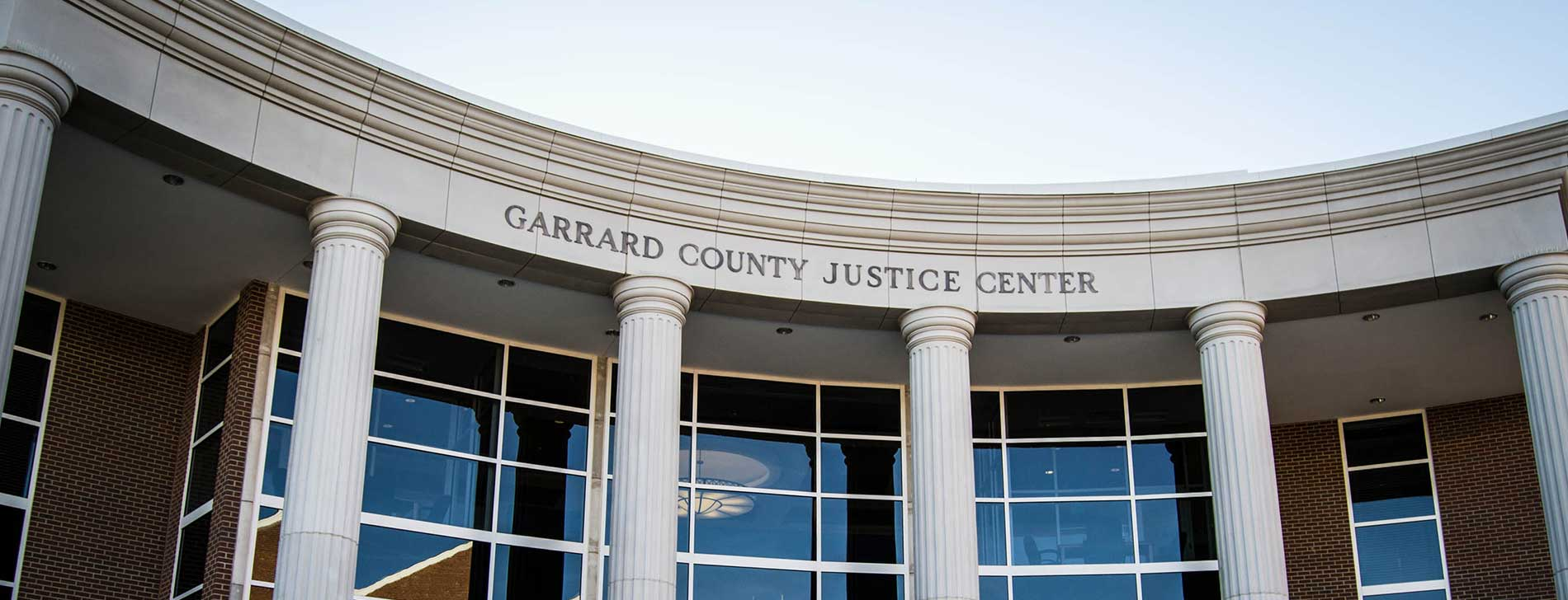 Garrard County Justice Center for Attorney's in Kentucky