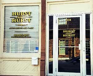 Hurst and Hurst Lawyers in Harrodsburg KY