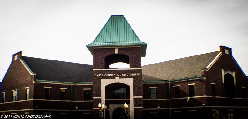 Judicial Center in Casey County KY