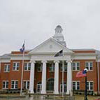 Mercer County Kentucky Courthouse square