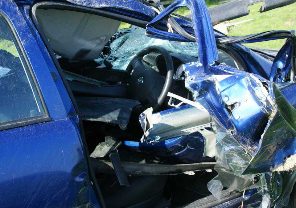 Auto Accident Attorney Danville KY, car wreck pic
