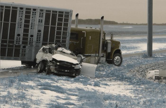 Side Impact Car Crash Injuries