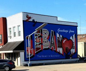 City of Lebanon Kentucky