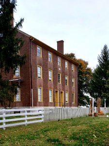 Kentucky Mercer County Shakertown