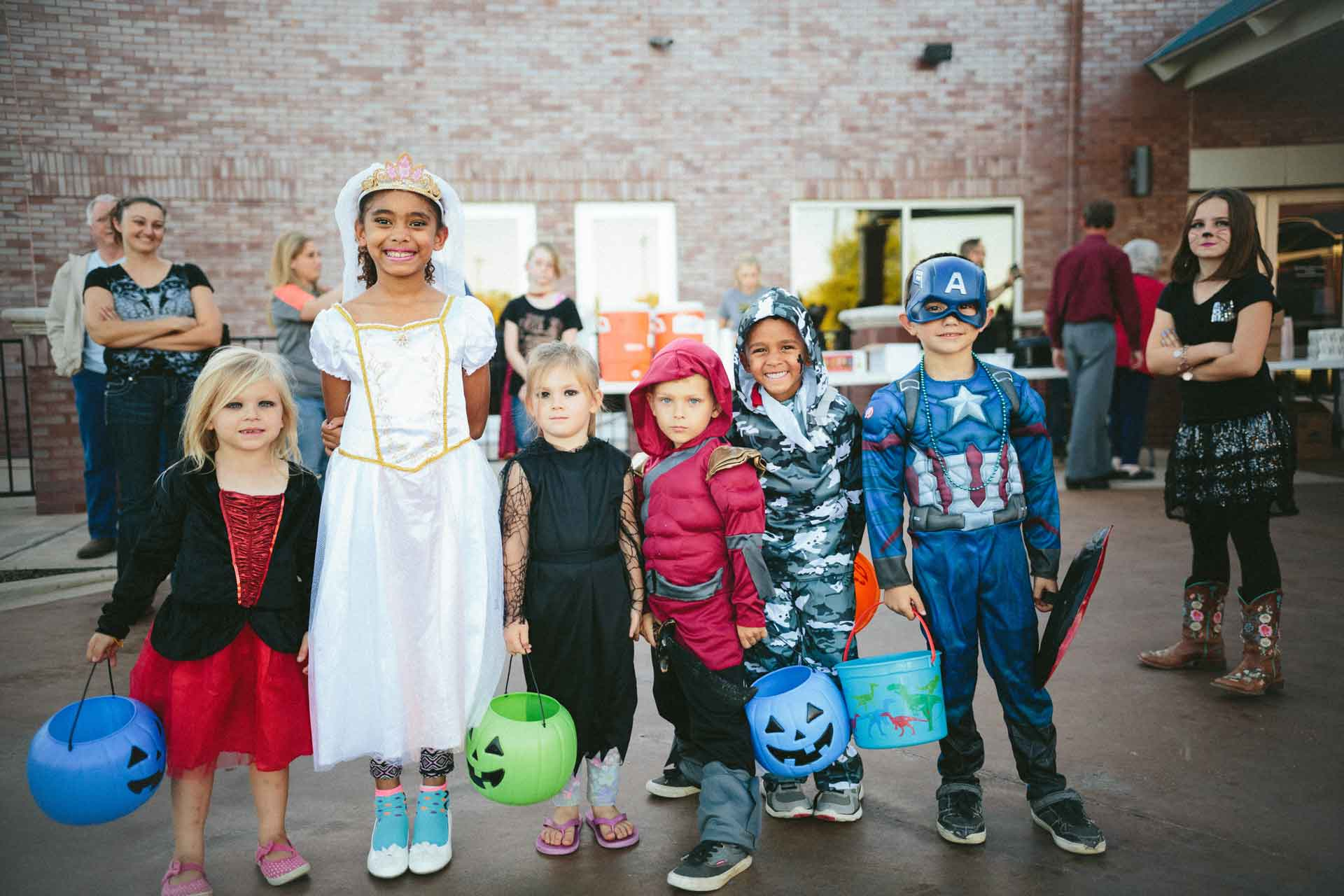 Halloween safety forChildren