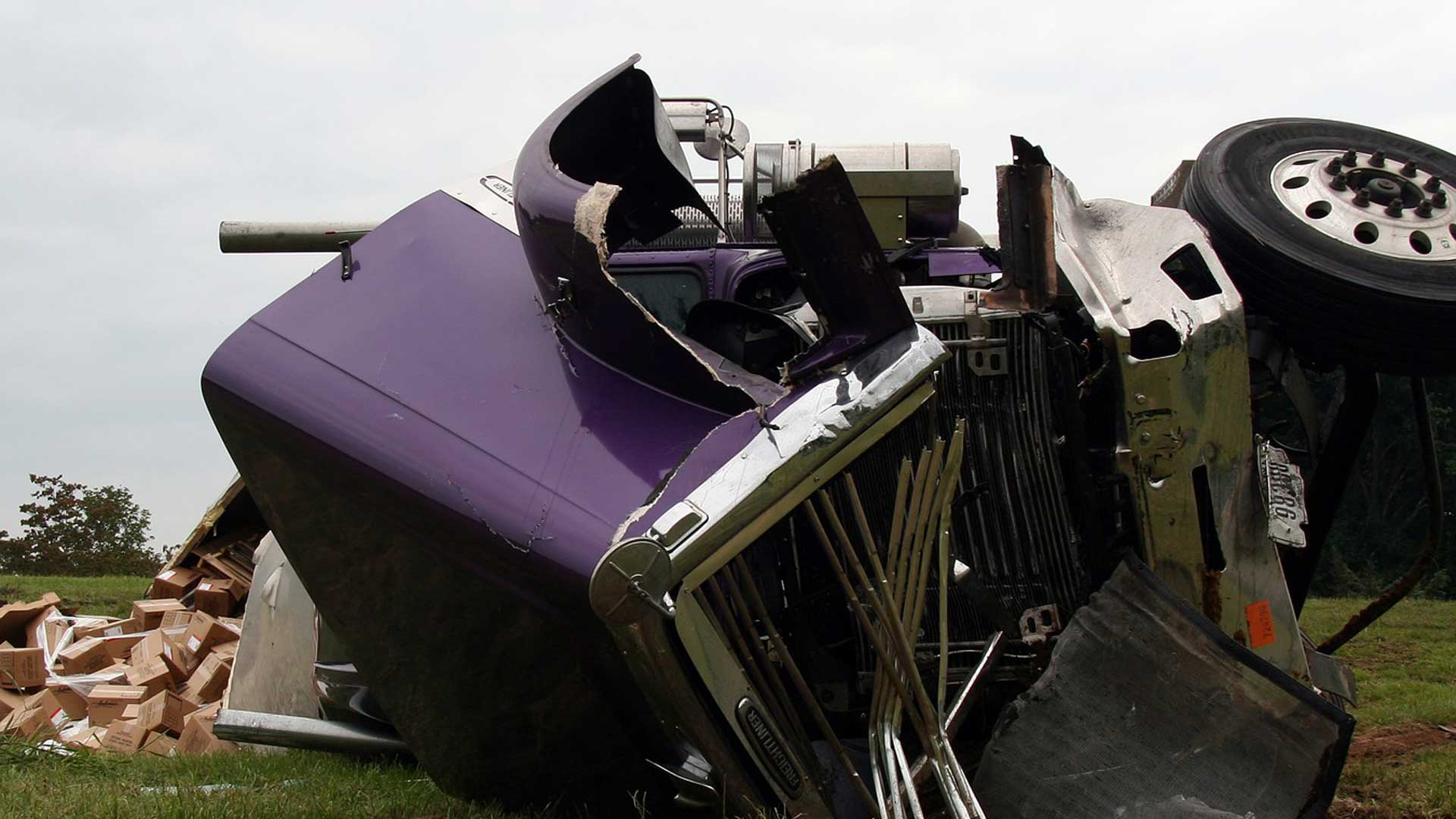 Big Truck Accident Lawyer in Kentucky