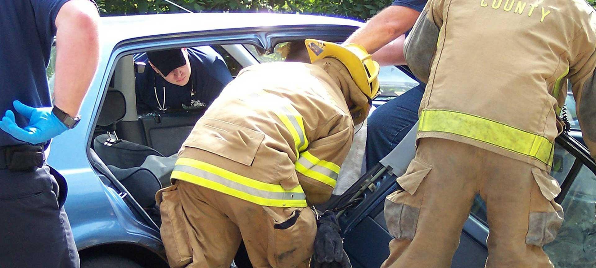 Help for Car WreckVictim in Kentucky